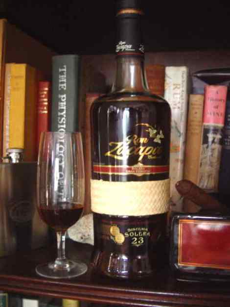 A Wonderful Sipping Rum